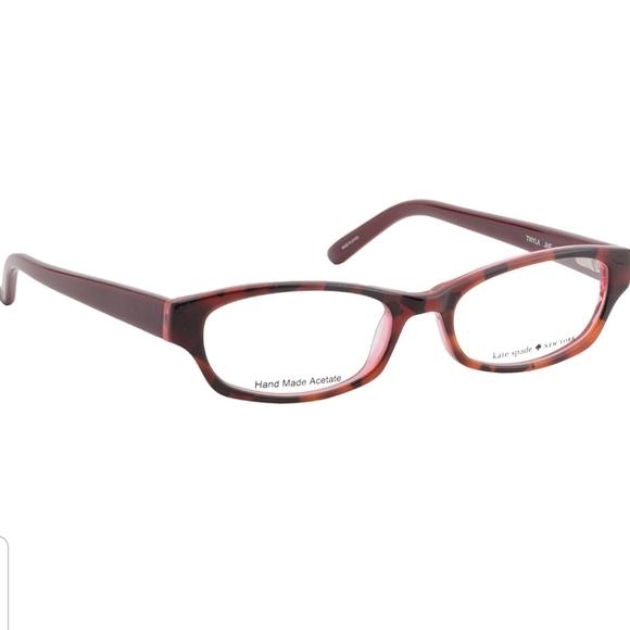 Kate Spade eyeglasses frames glasses womens purple